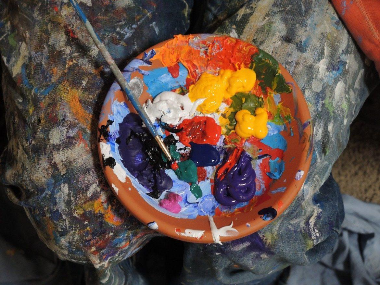 Savez-vous fabriquer votre propre peinture naturelle ?